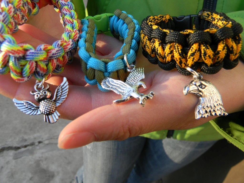 Black Hills Raptor Center Bracelets